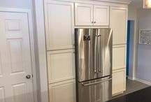 Modern Kitchen / Our cabinetry brands, remodels, installs and more!