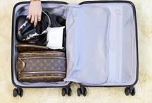 Jetsetter Style / We all love to get out of down but always need a little help planning for it. Master how to pack in style, learn some travel tips and find travel inspiration.