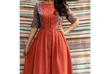 Morden Indian fashion