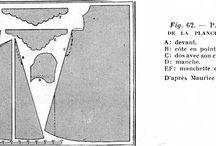 7.2.3. Patterns 18th - wykroje XVIII wiek