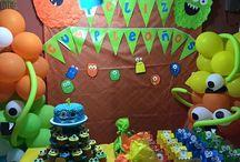 party monster / fiesta monstruitos