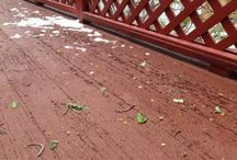 Beware of Restore deck sealer / Home Depot's Restore deck paints are not all they are cracked up to be.