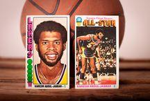 Vintage Basketball Cards & Sets / Vintage basketball cards and sets for sale on ForTheSportsFan.com.