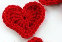 Valentines Day Crochet Ideas