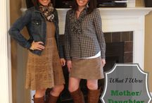 Cindi Spivey / Clothing Combos / by Jill Crider