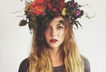 Hair Accessories / From Headbands to Hats to Flower Crowns Top Off Your Look!