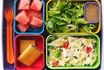 Lunch/snack ideas for kids too / by Susana T