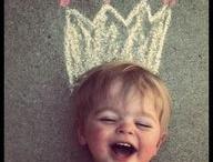 fun portraits of children