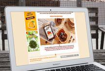 PORTAKAL BENDE / Portakalbende.com için yaptığımız E-Ticaret Sitesi Tasarımı ve Kreatif Çalışmalar