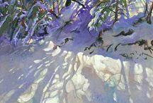 Watercolor prints / Watercolor paintings