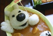 Food with a face :)