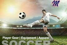 Soccer Pitch / Everything you need to be in a soccer game. Soccer balls, field equipment, player gear, goalie gear or team apparel; we've got it all.