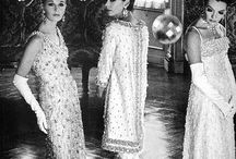 French Evening gowns