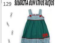 Vestuario Infantil / Patrones y diseños de moda para los mas pequeños