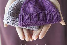 Preemie knits