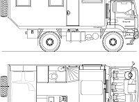 camion celula