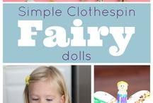 Preschool - fairy tale theme