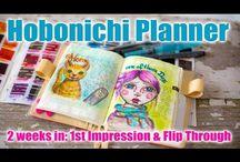 Hobonichi Inspiration / Hobonichi Techo Planner Love