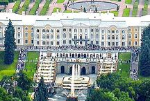 Russia Palaces