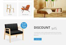Web Design / Макеты сайтов, иконки, шаблоны, веб дизайн
