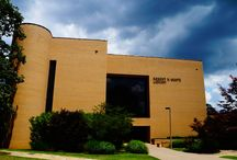 Muntz Library Photos