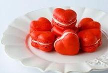 SWEET TREATS / Valentine's Day Dessert Treats.