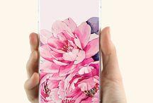 PasteLove - kwiatowe etui do telefonu