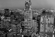 Washington vs. New York / by Sue Pfost