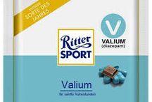 Ritter Sport Fake
