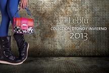 Colección Otoño / Invierno 2013 / by Leblu Moda