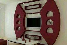 meuble tv maison