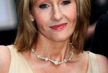 J.K. Rowling / by Rebecca Taylor