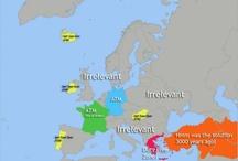 Travel Europe / by Alan P