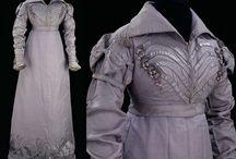 1810-1818 fashion