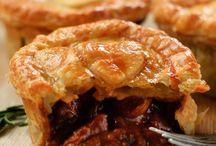 Pie, pie & more pie