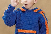 Kids sweaters & vests