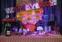 Halloween Coffee Bar
