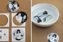 Contact paper / Klebefolie DIY