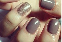 nails / by Kelly Nesmith-Finkelstein
