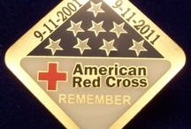 Red cross  / by Benjalee Lawler Pittman