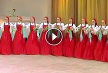 Beriozka orosz néptánccsoport