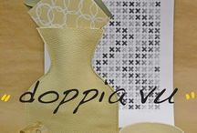 Doppia VU - the shop / Store with handmade bags and accessories made by WELMOED bags & accessories in Gallarate, Italy.
