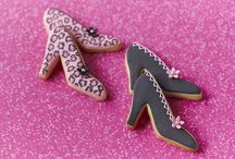 Fashion Cakes / These cakes are ideal for someone with a passion for fashion - they're right on trend!