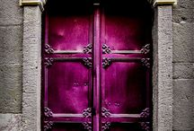 doors / by Amanda Wegener