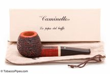 Caminetto Pipes / by TobaccoPipes.com