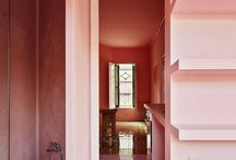 Pink / Our favorite color. Inspiring the use of it - everyday!