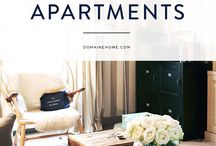 Small apartments - inspiration