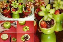 gyümölcs kompozíciók