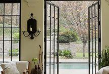 house / puertas