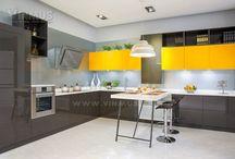 Tủ bếp hiện đại / #tubep các mẫu nội thất tủ bếp hiện đại http://vinmus.com/san-pham/tu-bep-hien-dai/